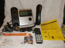 Vtech Cs6649 Cordless & Corded Digital Answering System W/Caller Id/Call Waiting