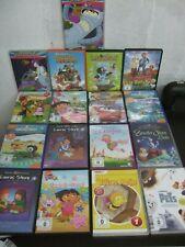 17x Schöne DVD Sammlung Kinderfilme Trickfilme Märchen  Biene Maja Sams  u.a.(3)