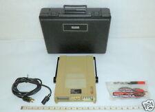 DMM digital multimeter Fluke  8010M with case and lead set vintage