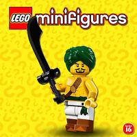 LEGO Minifigures #71013 - Serie 16 - Guerrier du Desert / Warrior - NEW - SEALED