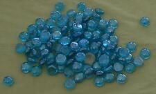 Gently Used Small Batch of Glass Floral Beads, Very Good Cond, Great Color