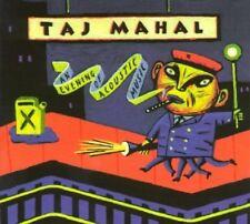 TAJ MAHAL - AN EVENING OF ACOUSTIC MUSIC 2 VINYL LP NEU