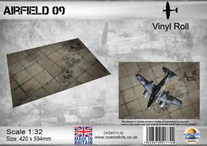 Coastal Kits Display Bases 1.32 Vinyl Airfield 09
