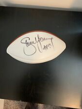 steve young signed football
