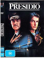 The Presidio-1988-Sean Connery-Movie-DVD
