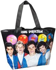 ONE DIRECTION 1D LARGE SHOPPER BAG COLLEGE BAG EVERYDAY WEEKEND SCHOOL BAG
