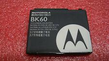 GENUINE OEM MOTOROLA BATTERY SNN5784A BK60 BK-60 E8 L71 L72 L9 L7e