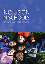 Inclusion in Schools: Making a Difference-ExLibrary