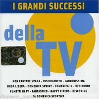 ) Feat : I Grands Succès Della TV - CD