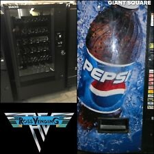 Vendo 540 Cold Drink Bottle Can & Ap 123 Snackshop Vending Machine Bundle
