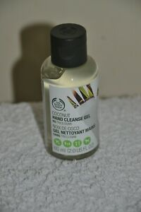THE BODY SHOP COCONUT HAND CLEANSE GEL 60 ML