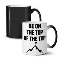 Top Gym Motivation NEW Colour Changing Tea Coffee Mug 11 oz | Wellcoda