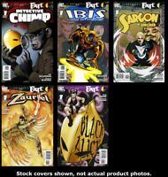The Helmet of Fate Complete Set Run Lot 1-1 VF/NM