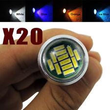 20 Pcs 15W LED Eagle Eye Light Car Parking Signal Lamp DRL Reverse Backup Lights