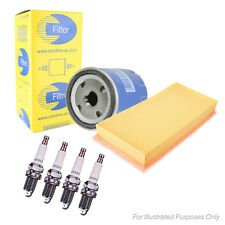 Ford Fiesta MK6 2002-2008 1.2 1.4 16v Service Kit Oil, Air Filters 4* Spark Plug