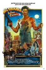 Big Trouble In Little China Movie Poster 11x17 Mini Poster (28cm x43cm)