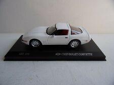 Details cars chevrolet corvette zr 1 coupe art.210 - 1/43
