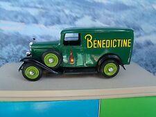 1/43 Eligor (France)  Citroen 500 KG camionnette 1934 benedictine