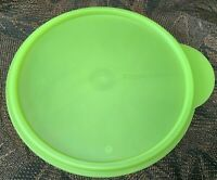 Tupperware Flat Out Green Lid Only for Collapsible Bowl # 5454 Replacement Seal