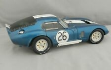 1965 Exoto Racing Legends Cobra Daytona #26 The Championship Coupe Scale 1:18