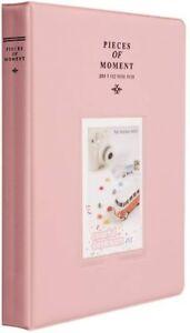 """Mini Photo Album for Fujifilm Instax Film HP Sprocket Mini Polaroids 2x3"""" Photos"""