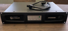 Crown Audio DCI8300N DriveCore Install Series Network Amplifier