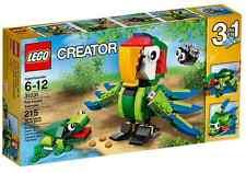 LEGO® Creator 31031 Regenwaldtiere NEU OVP_ Rainforest Animals NEW MISB NRFB