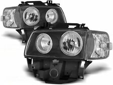 VOLKSWAGEN TRANSPORTER T4 BUS 1996 1997 1998 1999-2003 LPVW28 HEADLIGHTS HALO