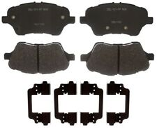 Disc Brake Pad Set-Semi Metallic Disc Brake Pad Front fits 14-18 Ford Fiesta