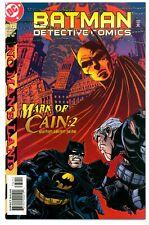 1)DETECTIVE COMICS #734(7/99)2nd:CASSANDRA CAIN(BATGIRL)BATMAN(NM/NM+)CGC IT/9.6
