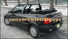 VOLKSWAGEN VW CABRIO TOP INSTALL COMPLETE DO-IT-YOURSELF PACKAGE 1995-2002
