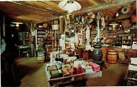 Vintage Postcard - The Silversmith Country Store - Unposted Connecticut CT #1976