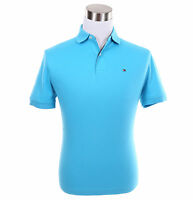 Tommy Hilfiger Men Classic Fit Short Sleeve Solid Polo Shirt - Free $0 Ship