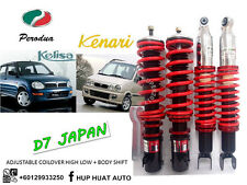 KENARI L9 D7 JAPAN Adjustable Coilover High Low Body Shift