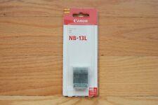 Genuine Canon NB-13L Battery for Canon PowerShot SX740 SX730 G7X MARKII G5 G9X
