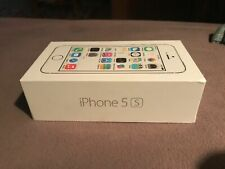 Originalverpackung für iPhone 5 S  / Box Karton Leerverpackung OVP