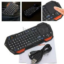 Mini Bluetooth 3.0 Wireless Keyboard Mouse Touchpad for Raspberry Pi 3 Android