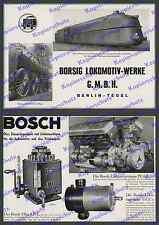 Reichsbahn Bau Stromlinien-Lok BR 05 001 Borsig Berlin-Tegel Bosch Elektro 1935!