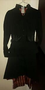 Gothic Trench Coat, Large