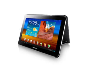 Samsung Galaxy Tab 8.9 & 10.1 Book Cover *Available in Black or Ivory RRP £39.99