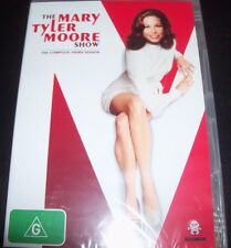The Mary Tyler Moore Show Complete Third Season 3 (Aust Reg 4) DVD – New
