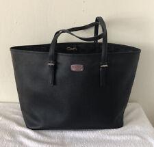 Michael Kors Large Black Leather Handbag