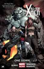 All-New X-Men Vol #5 One Down Tpb Brian Bendis Marvel Comics Collects #25-30 Tp