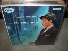 FRANK SINATRA in the wee small hours ( jazz ) capitol gray