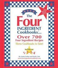 The Four Ingredient Cookbooks (2002 Revi Books