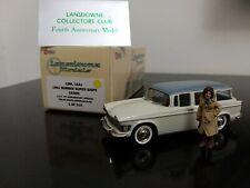 1/43 Lansdowne Models LDM .16ax 1961 Humber Super Snipe Estate LCC 4th annivers