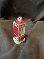 Dept. 56 The Original Snow Village Phone Booth Porcelain 54291