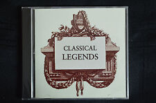 Classical Legands - various inc Pavarotti Aled Jones Russell Watson etc NEW (B27