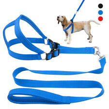 Strong Step In Dog Harness Soft Padded Pet Strap Vest Quick Fit Adjustable S M L