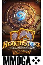 Card Pack Code für Hearthstone 5 Deck of Cards DLC Karten-Paket [PC][NEU][EU]